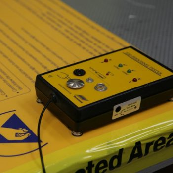 ESD Personnel Tester
