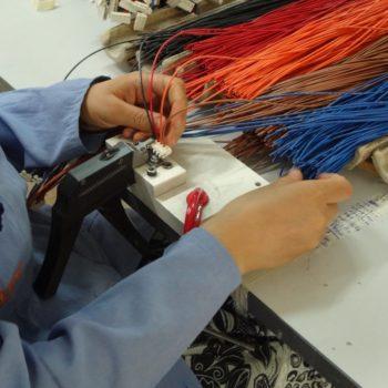 cablaggi prodotti in Tunisa