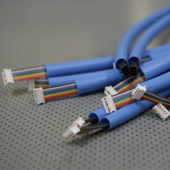 Flat-cable con connessione volante Molex Micro-fit