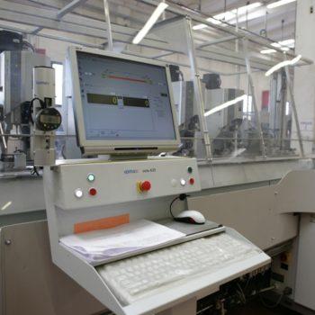 Programmazione produzione macchine taglio cavi