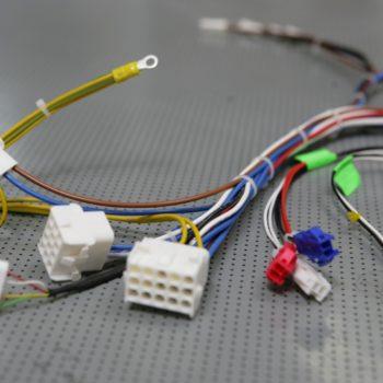 cablaggi elettrici industriali