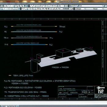 disegno tecnico assieme su CAD
