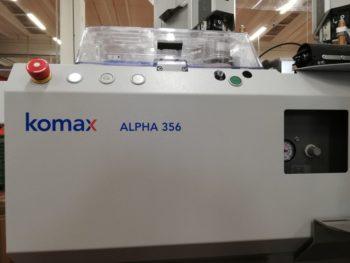 Komax Alpha 356